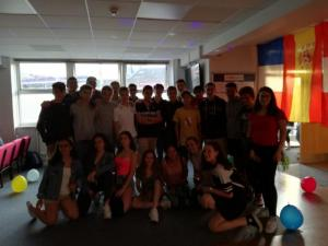 Broadstairs 3º y 4º ESO: Welcome Party